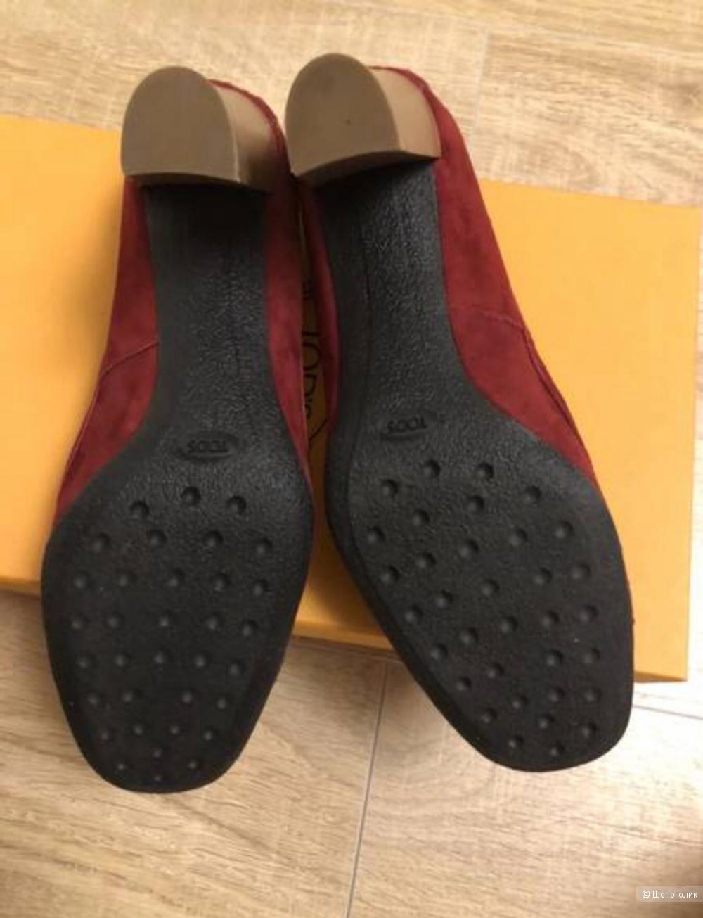 Туфли Tod,s размер 38,5.