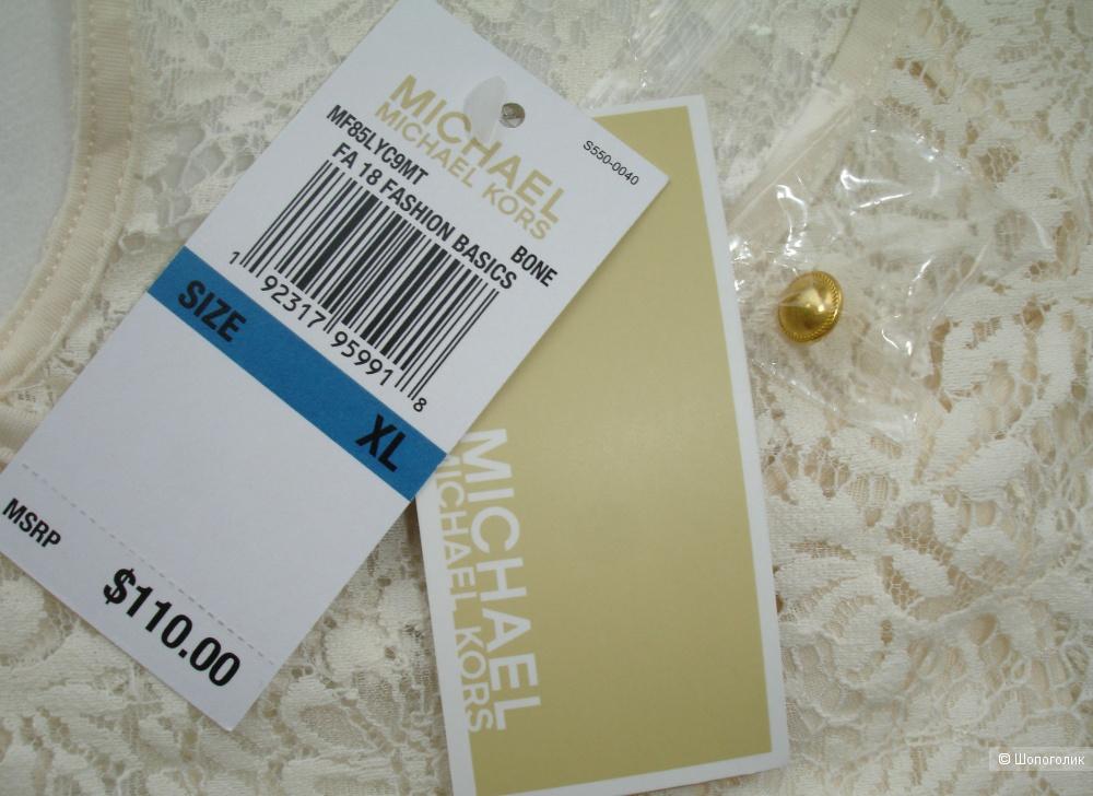Блуза Michael Kors, размер XL (52-54)