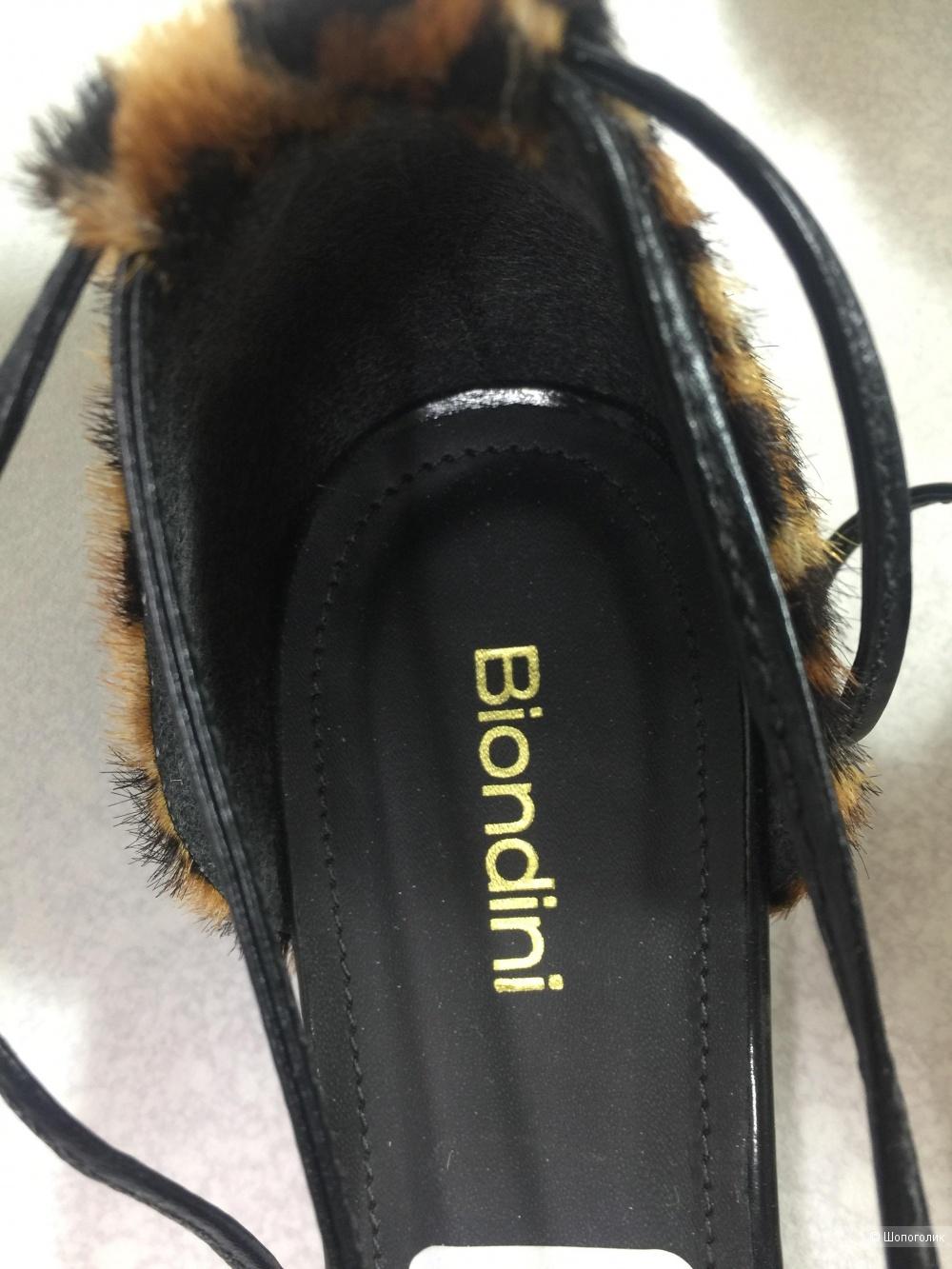 Босоножки Biondini размер 40