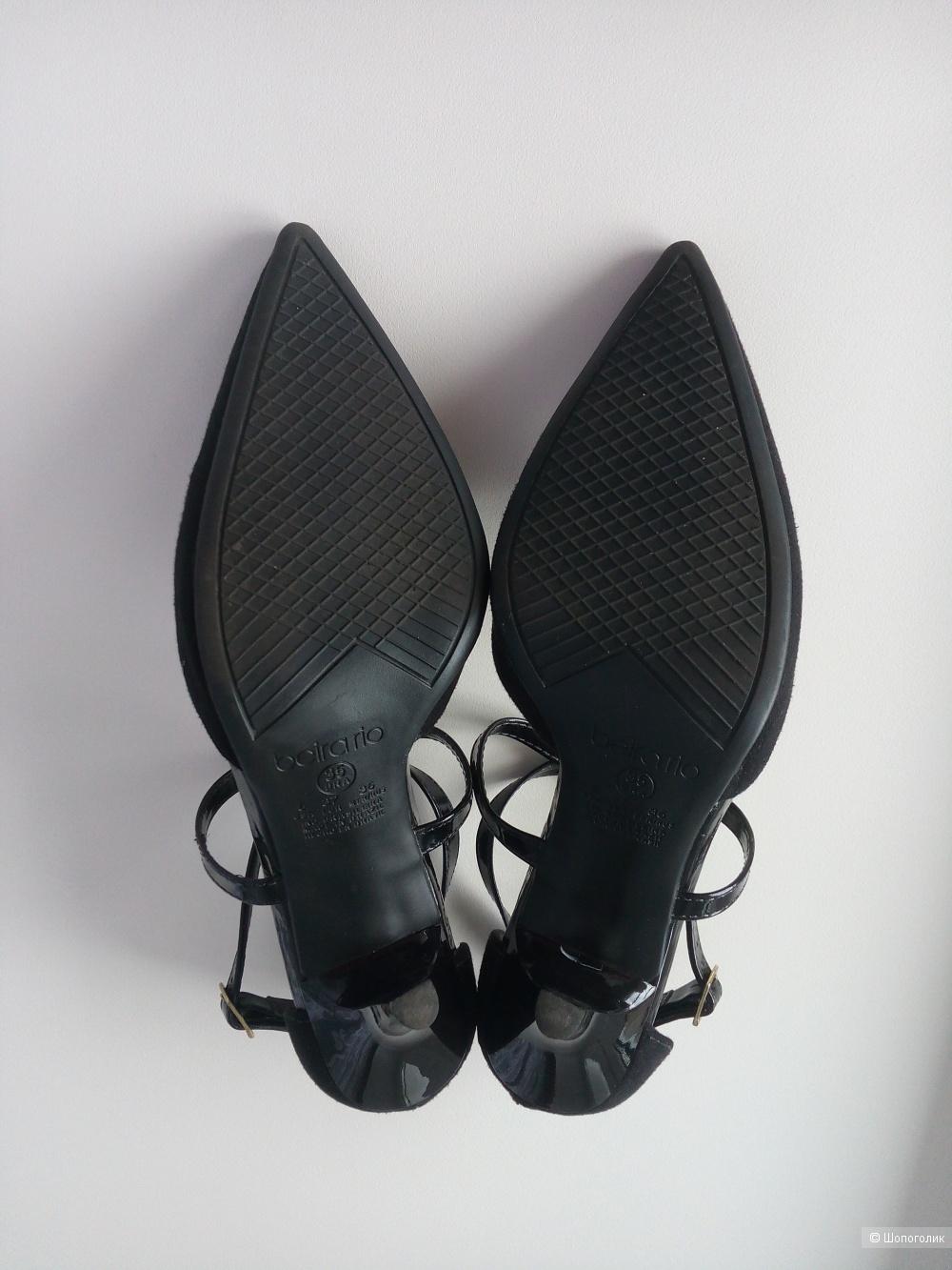 Туфли Beira Rio, 36 RUS