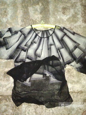 Пляжная рубашка-туника MAGISTRAL Размер М-L