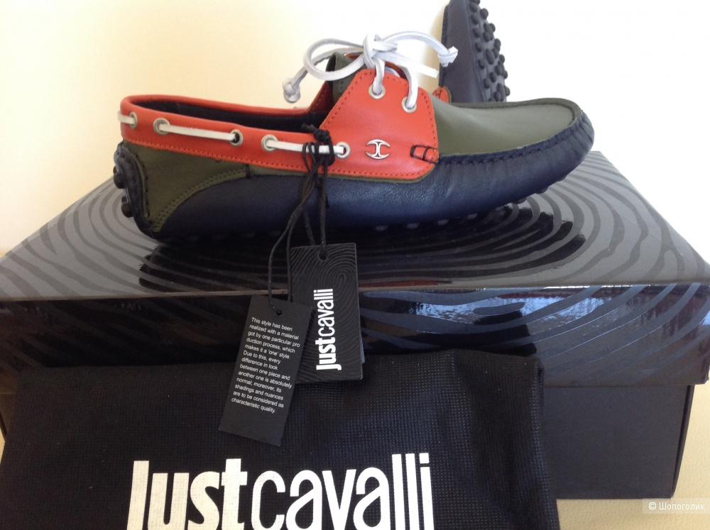 Мокасины Just Cavalli, размер 39