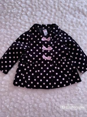 Пальто GYMBOREE, размер 2-3 года