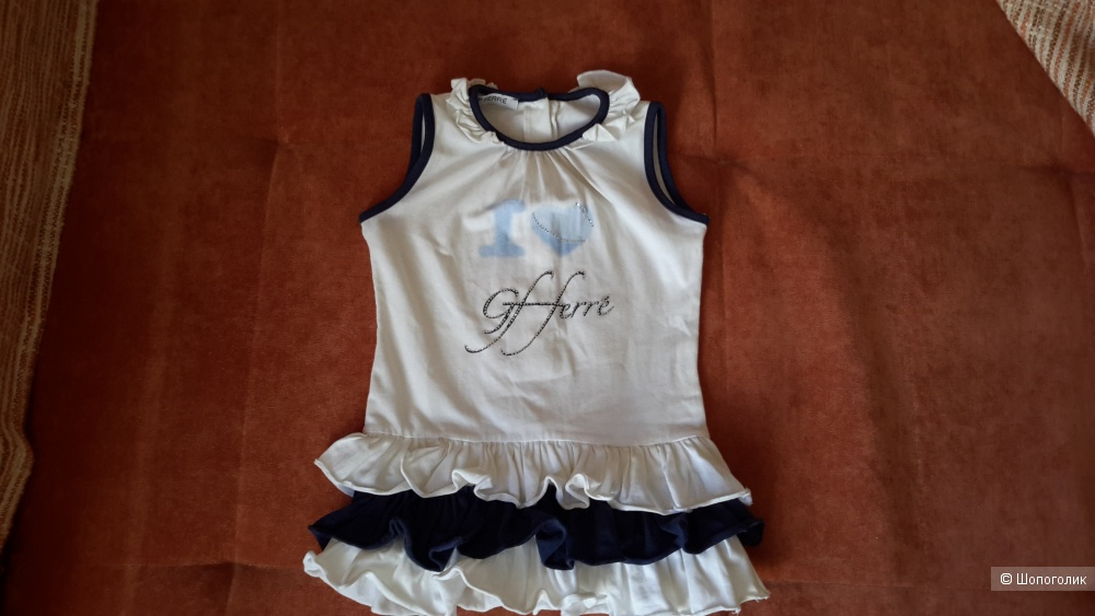 Платье для девочки GF Ferre 18 мес