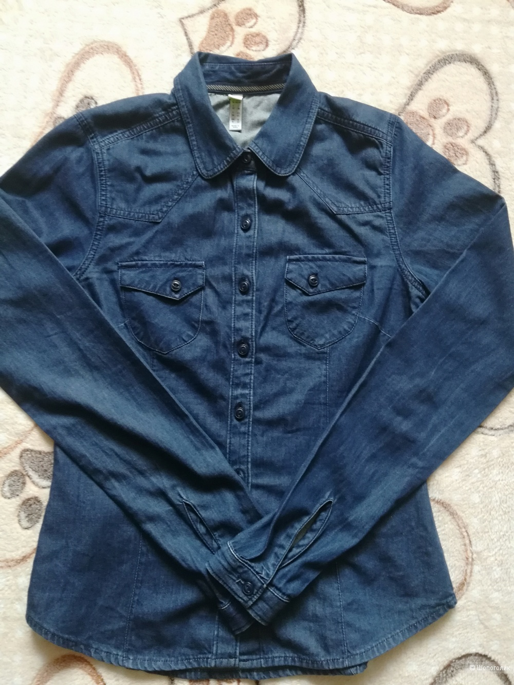Рубашка Adidas, размер XS