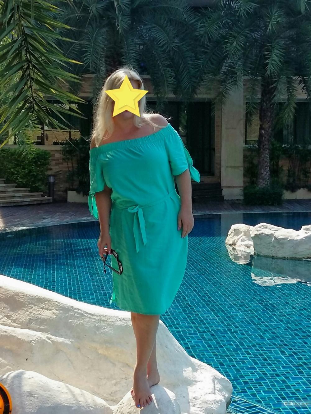 Платье  C&A размер 44- 46-48