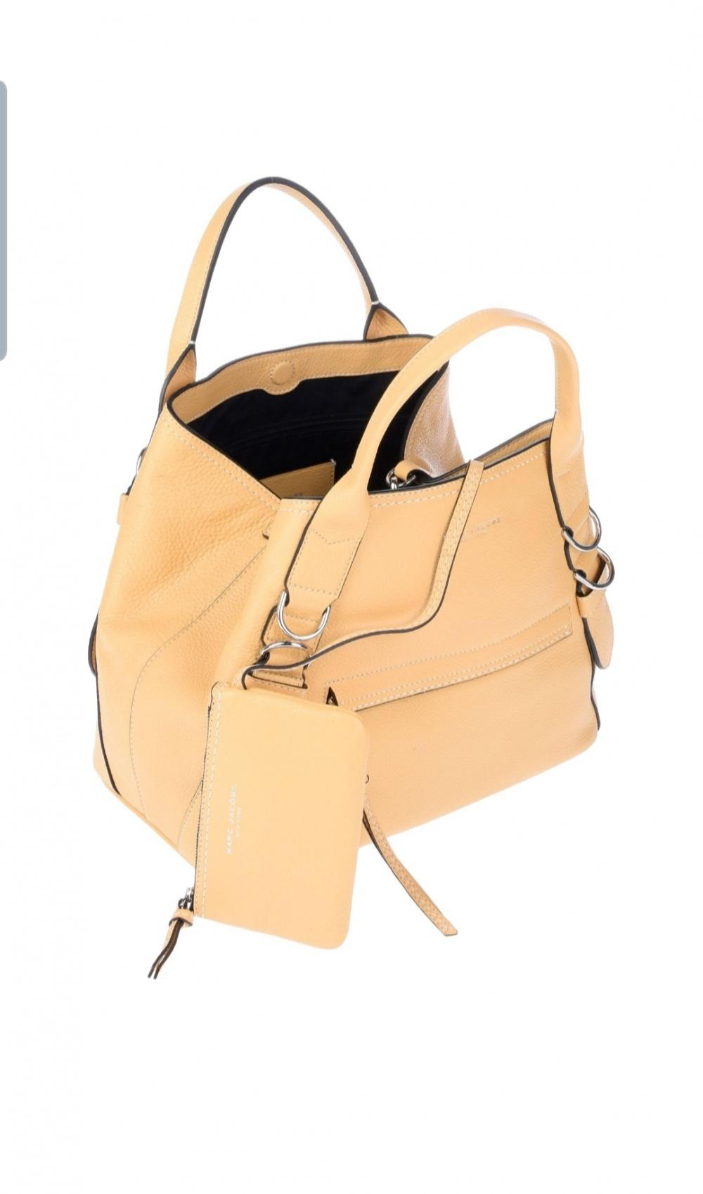 Летняя сумка Marc Jacobs, среднего размера