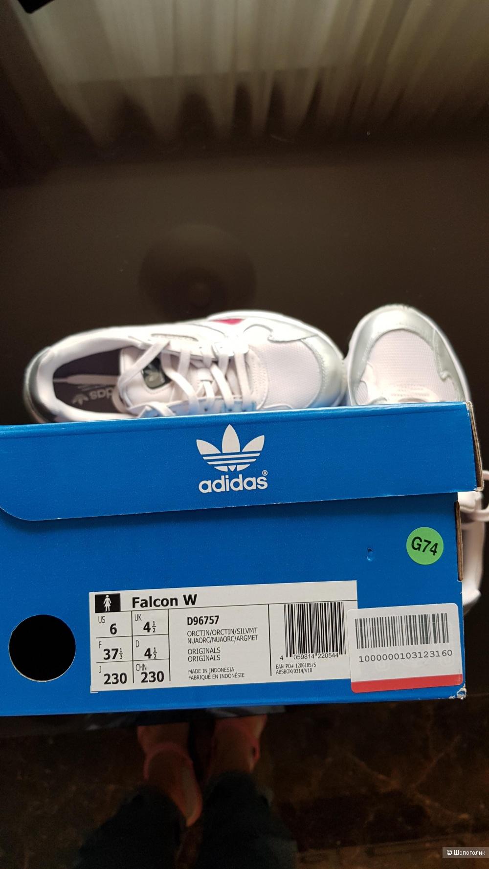 Кроссовки Adidas Falcon W, 36.5 р-р