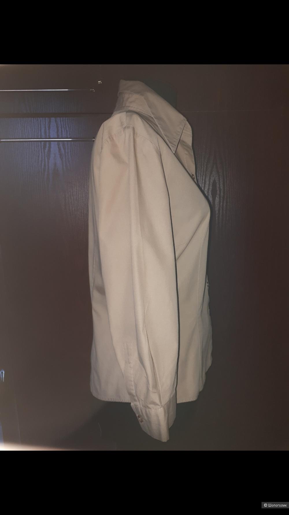 Рубашка Zara basic L р-р