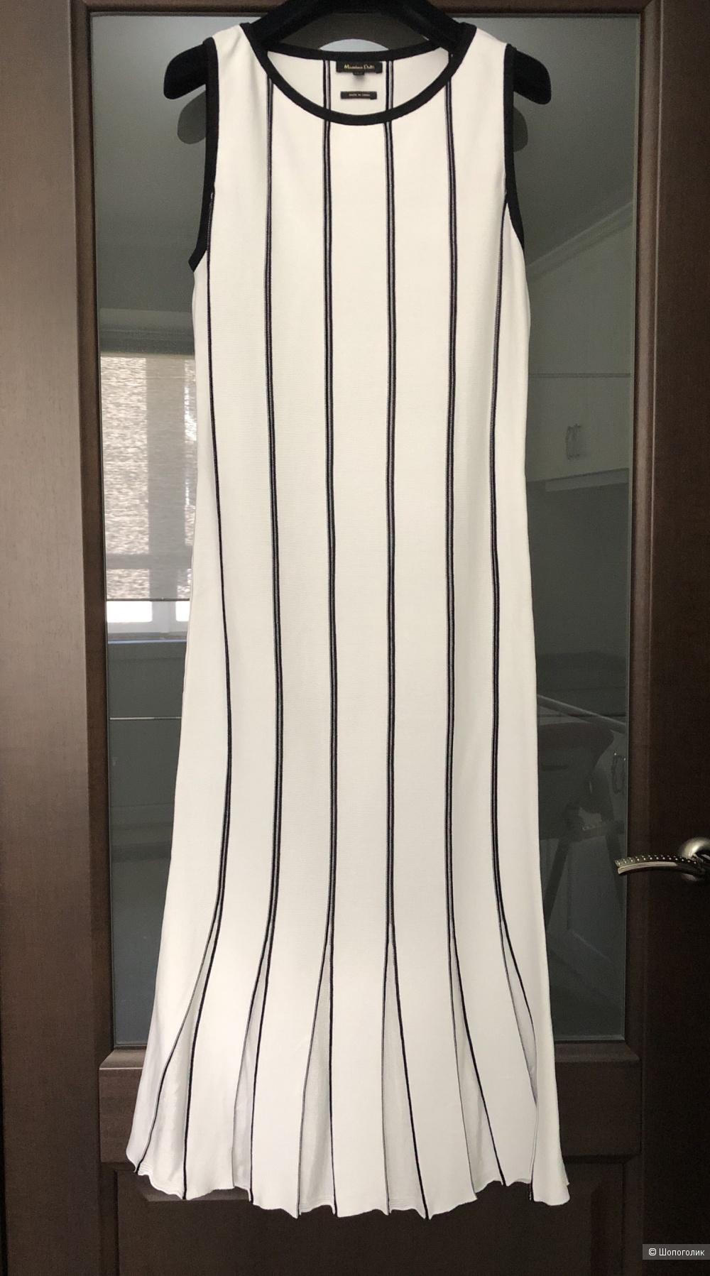Платье сарафан Massimo Dutti M