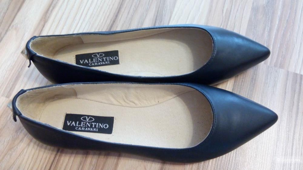 Балетки Valentino Garavani 35-35,5 размер