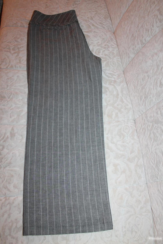 Брюки палаццо Betty Jackson Black, размер 16, рос. 50-52-54