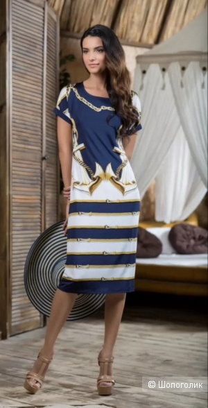 Платье туника Laete размер L-M