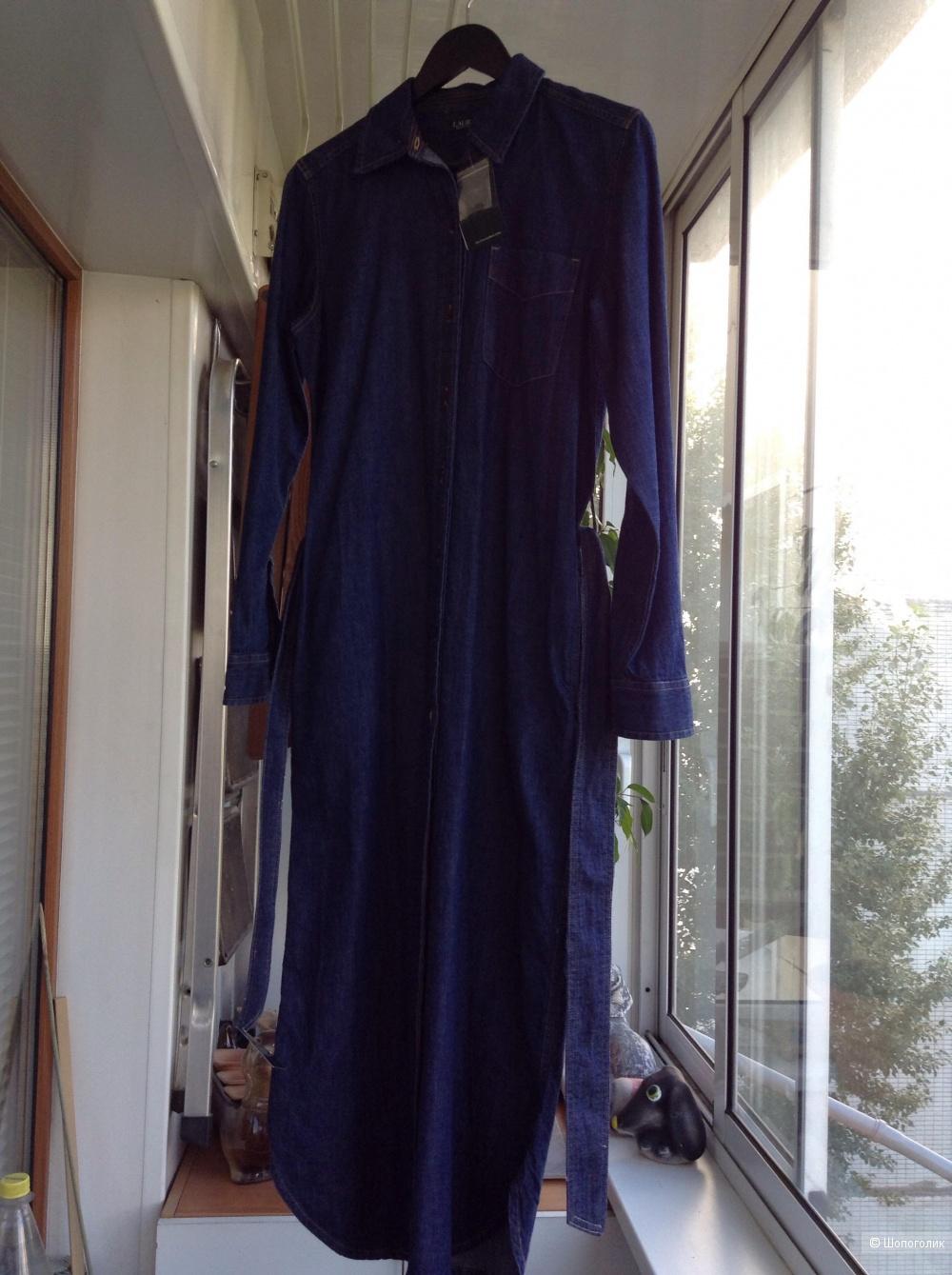 Джинсовое платье Ralph Lauren, размер М
