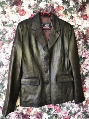 Кожаный пиджак CARIZA,L