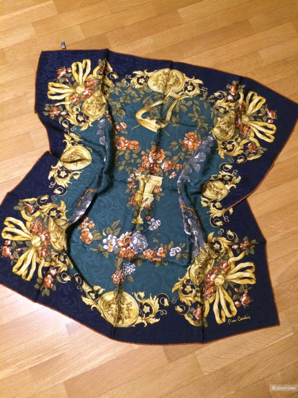 Шелковый платок Pierre Cardin 85x85