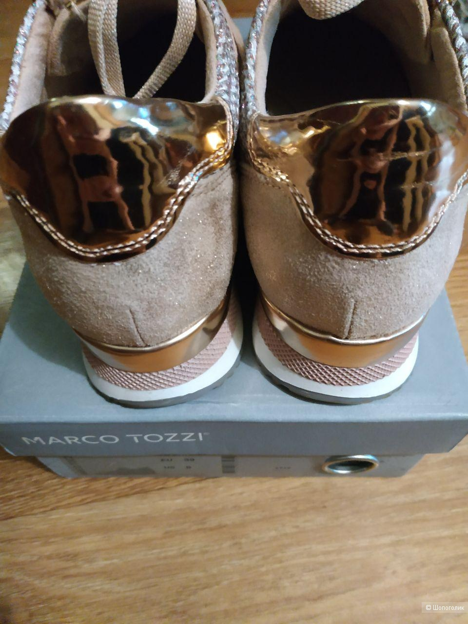 Кроссовки Marco Tozzi, 39 размер