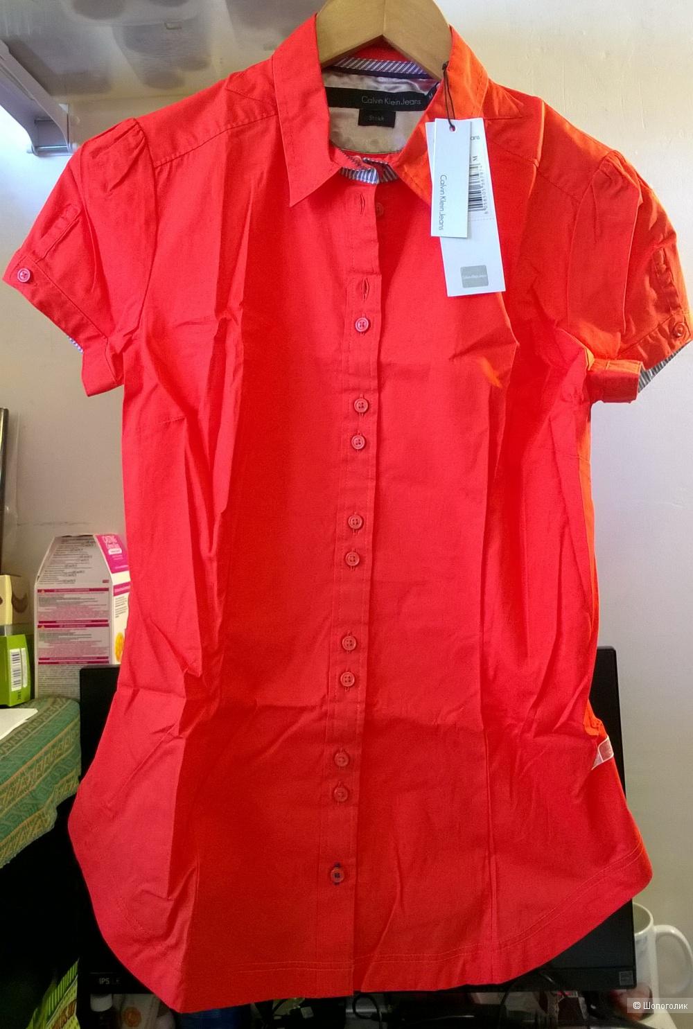 Блузка Calvin Klein 44 размер, М