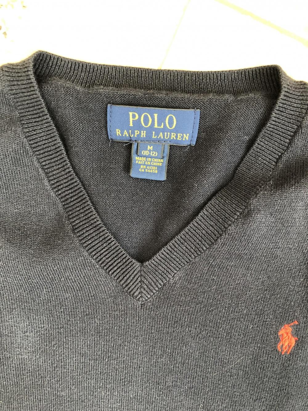 Свитер Polo Ralph Lauren на 10-12 лет