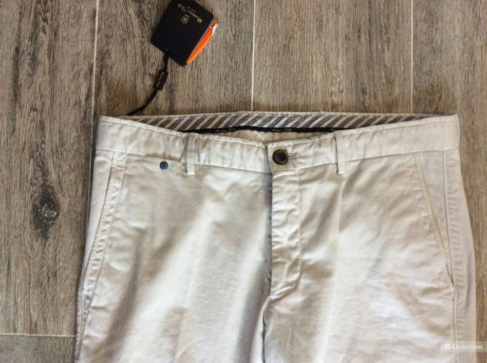 Брюки мужские Massimo Dutti 46-48 размер