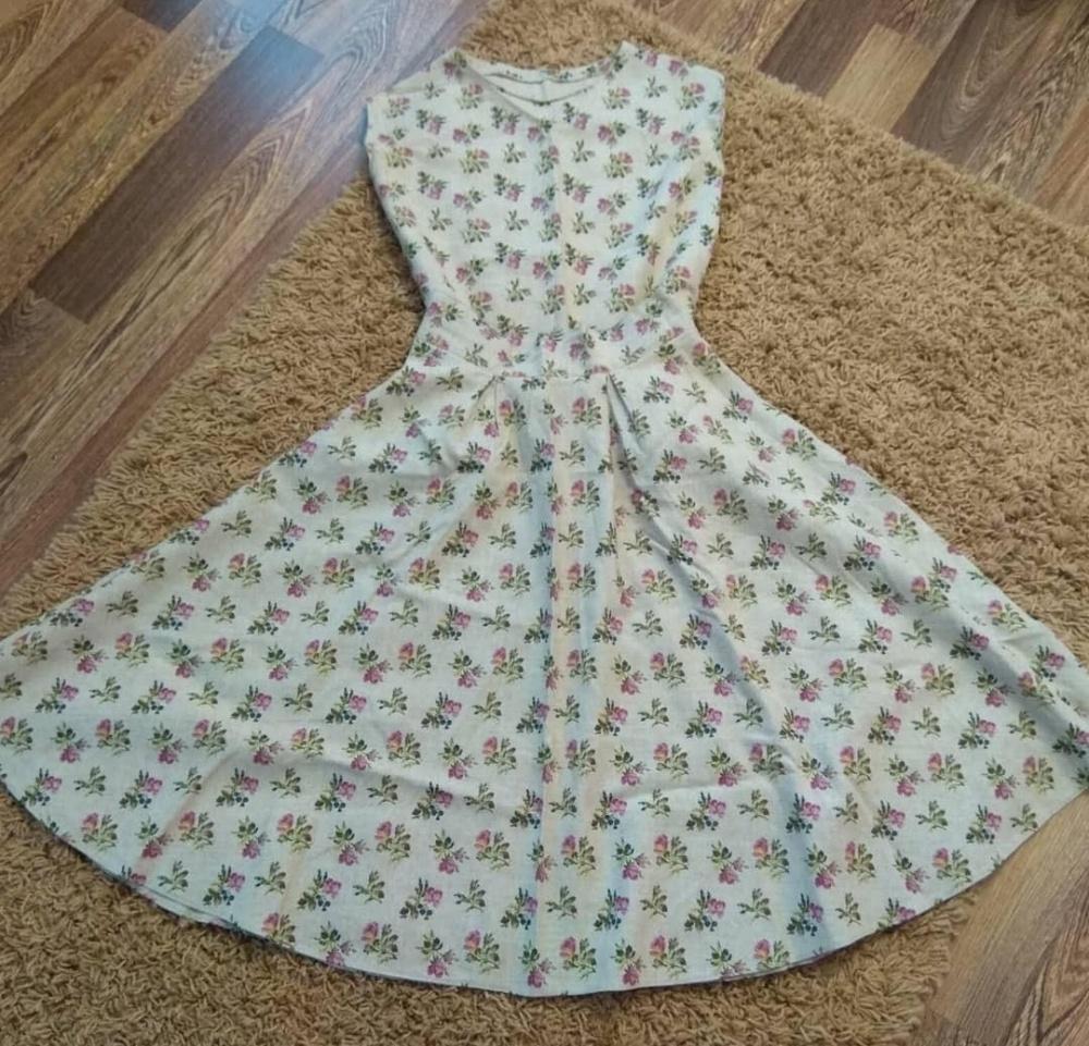 Костюм юбка+блуза  Этномир  размер s