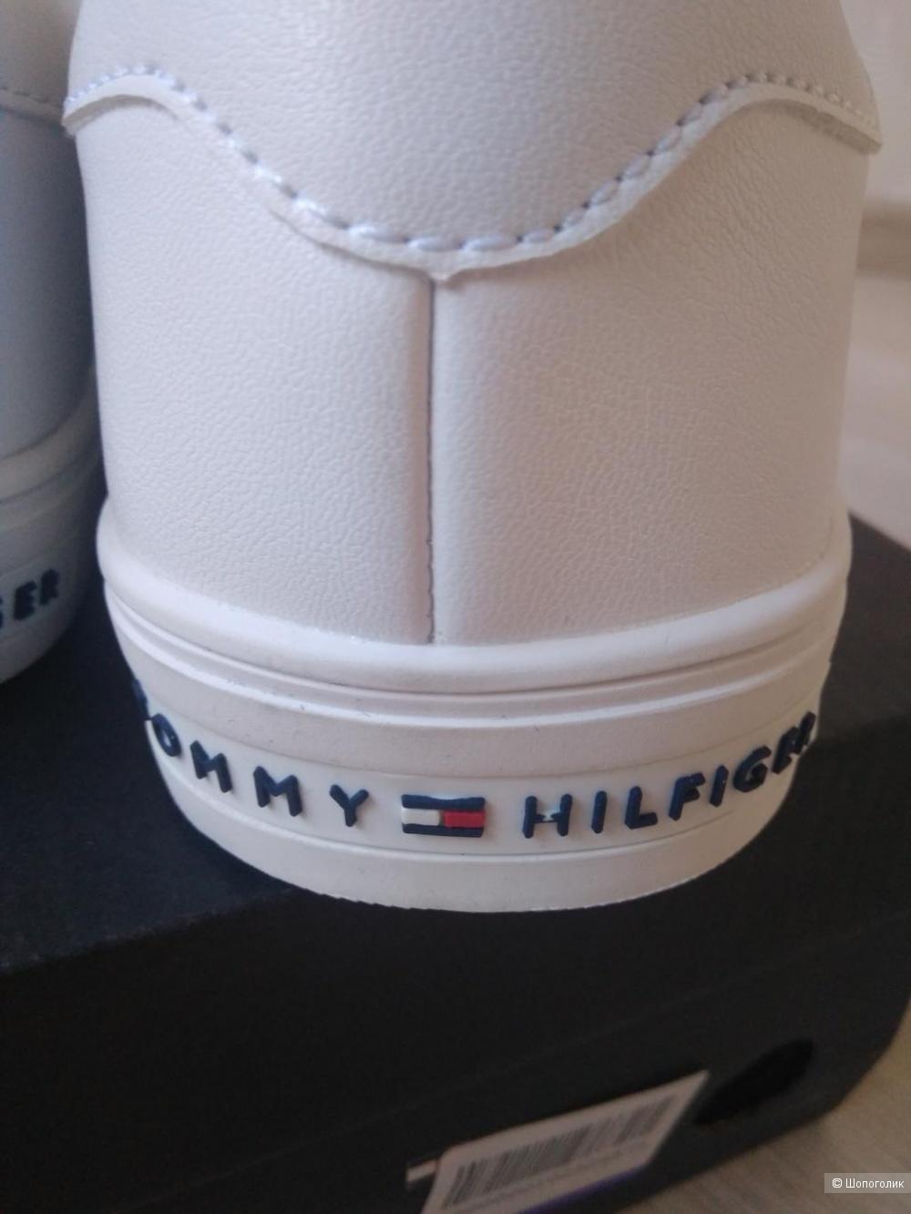 Новые кеды Tommy Hilfiger . размер 38