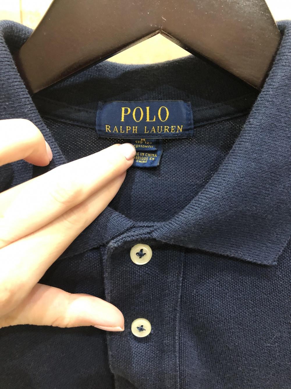 Поло Ralph Lauren на рост 138-149