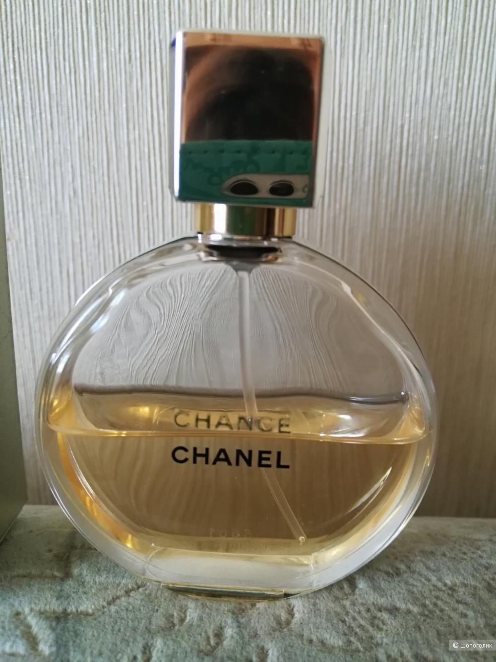 """Парфюмерная вода Chanel """"Chance"""",остаток от 35 мл"""