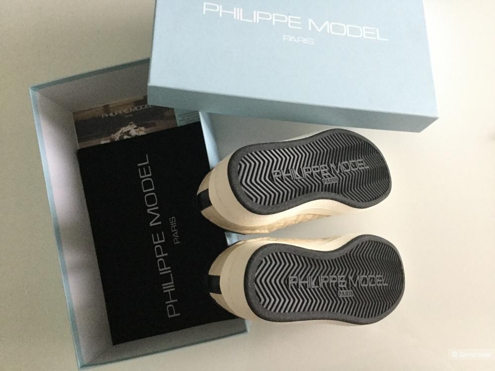 Кеды Philippe Model, размер 38