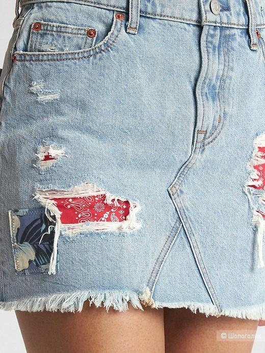 Юбка джинсовая GAP 25