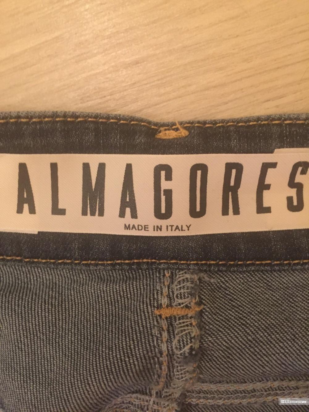 Джинсы Almagores. Размер 27.