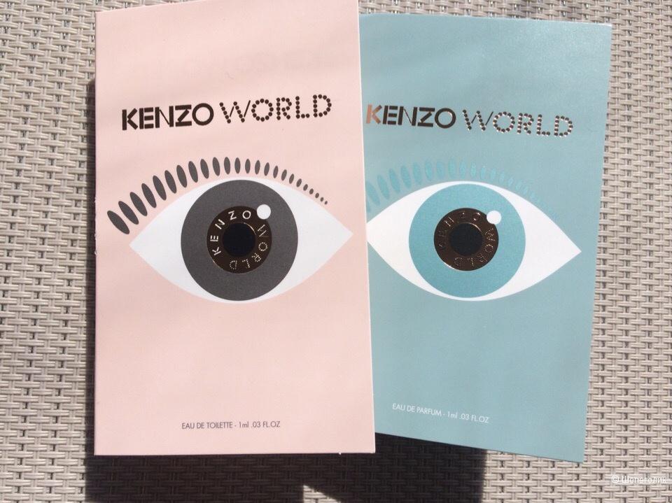 Косметический набор из 6 средств KENZO/KENZOKI(8*5*1*1*50мл)