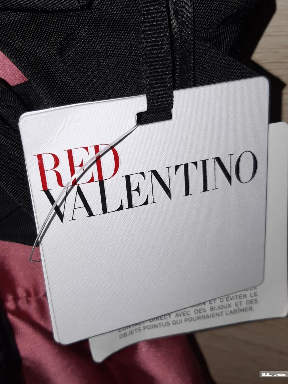 Платье Valentino red 42it