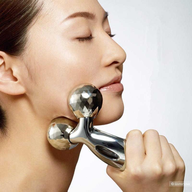 3D Укрепляющий Массажер для лица Lifting тела Sliming груди Массаж лица Ручной роликовый Уход за кожей