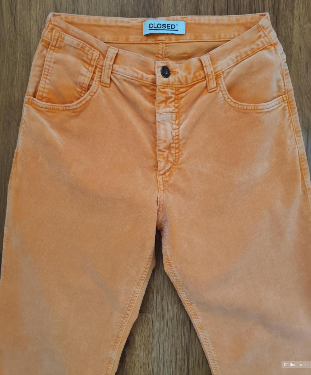 Джинсовые брюки CLOSED. Размер 42 IT.