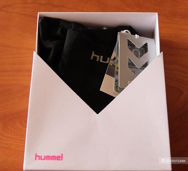 Леггинсы -колготки HUMMEL , размер  XL/2XL на наш 50-56.