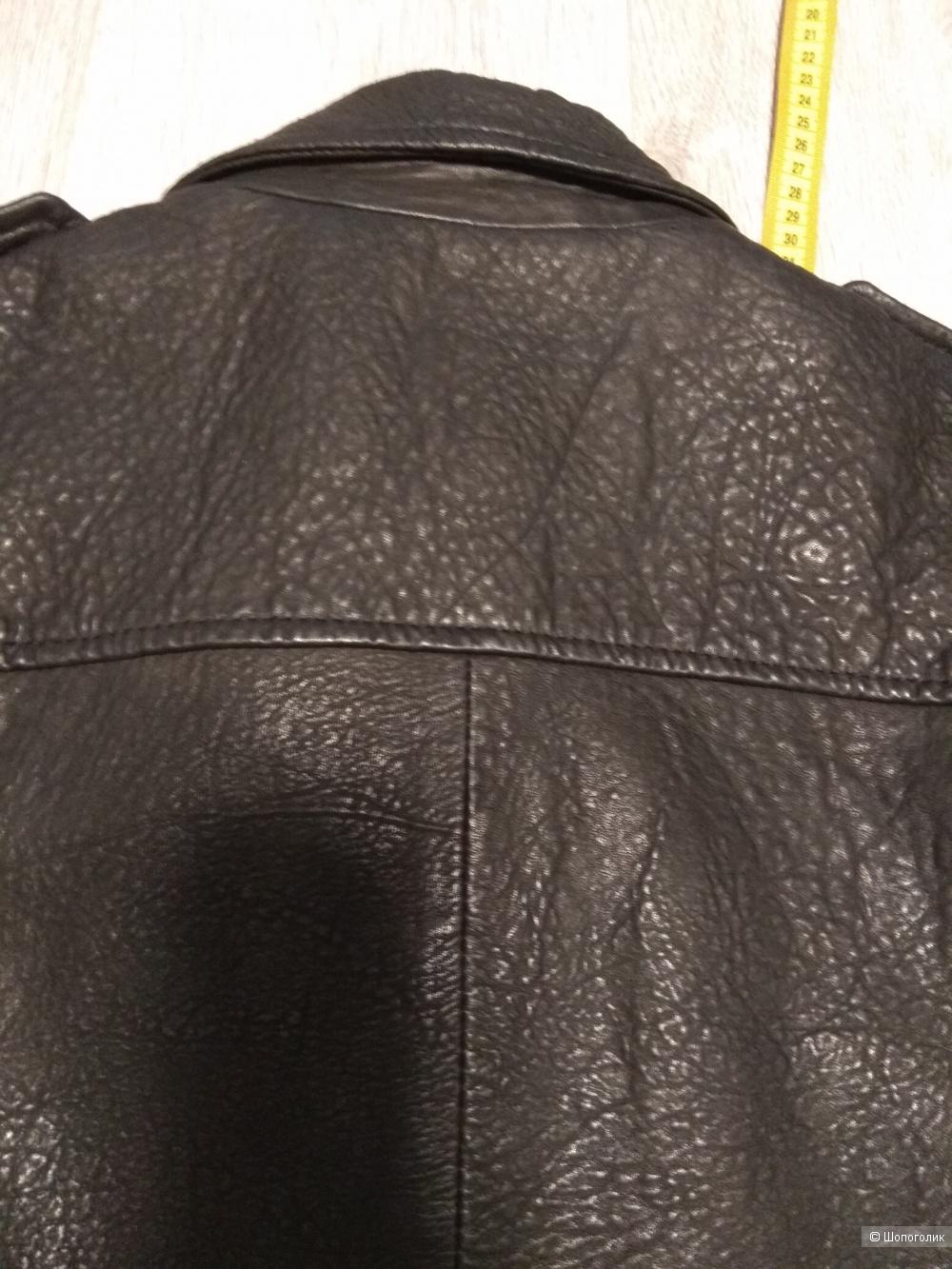Кожаная куртка-косуха MUUBAA ,42р
