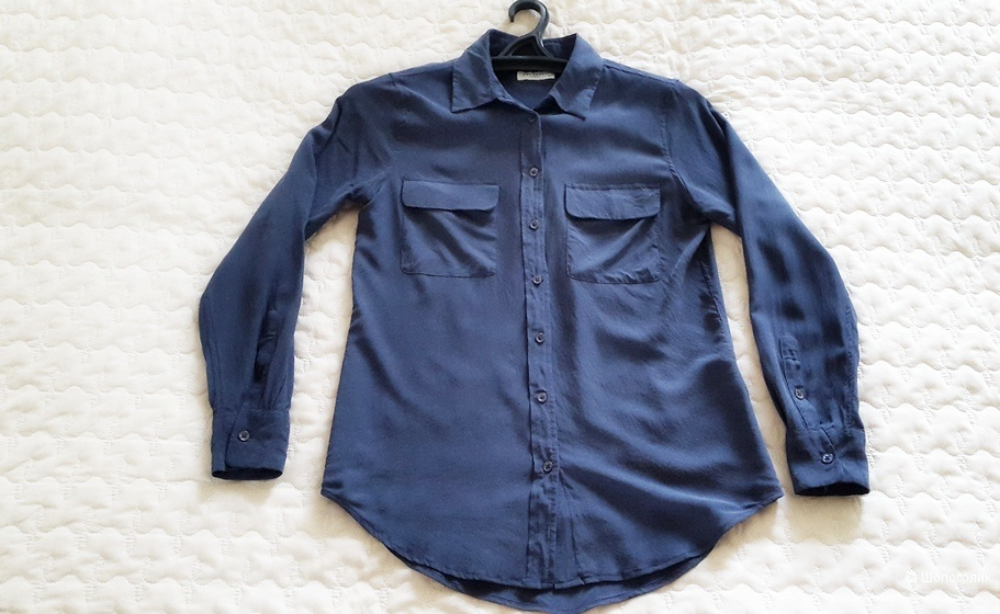 Рубашка Equipment размер XS- S-M