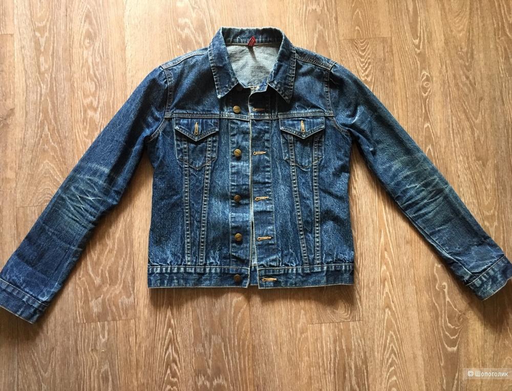 Джинсовая куртка H&M, размер S-M