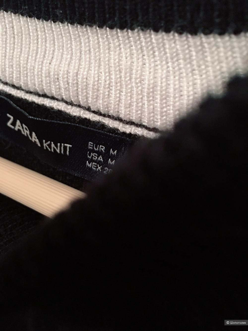 Свитер  Zara. Размер М.