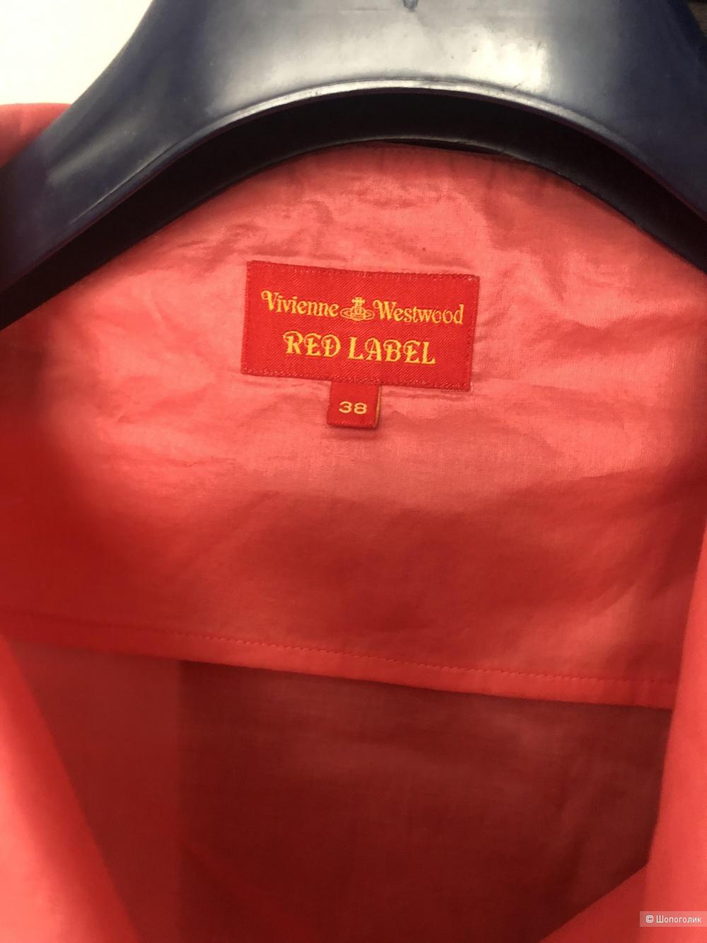 Рубашка vivienne westwood. 38 размер