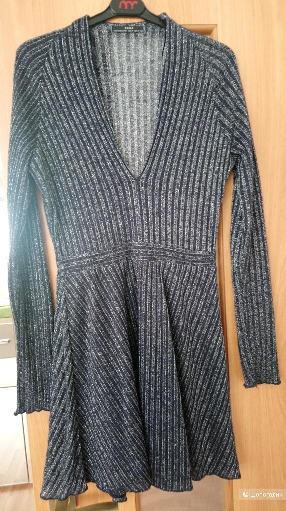 Платье Zara, р-р М (на XS-S)