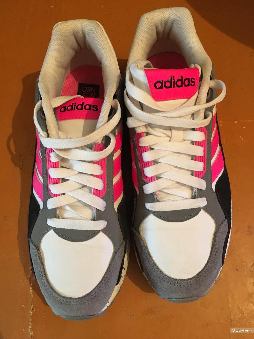 Кроссовки, adidas Neo, 37