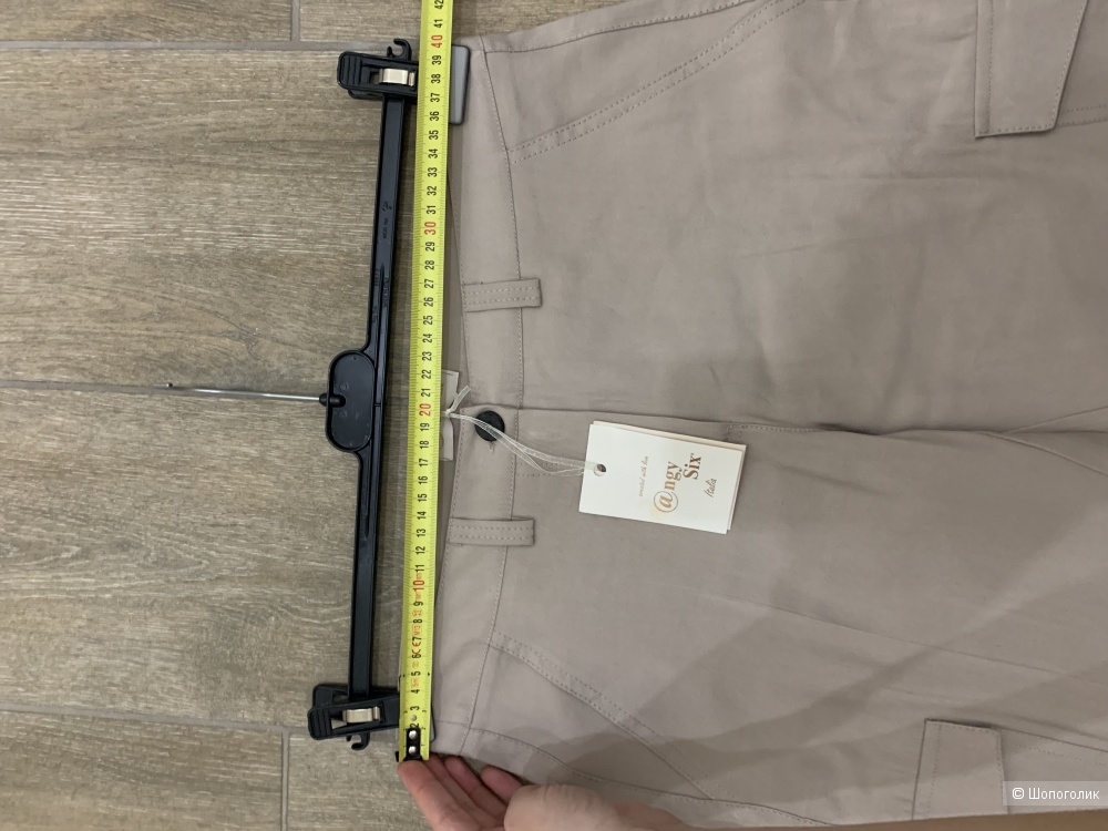Летние брюки @ngy six, размер s.
