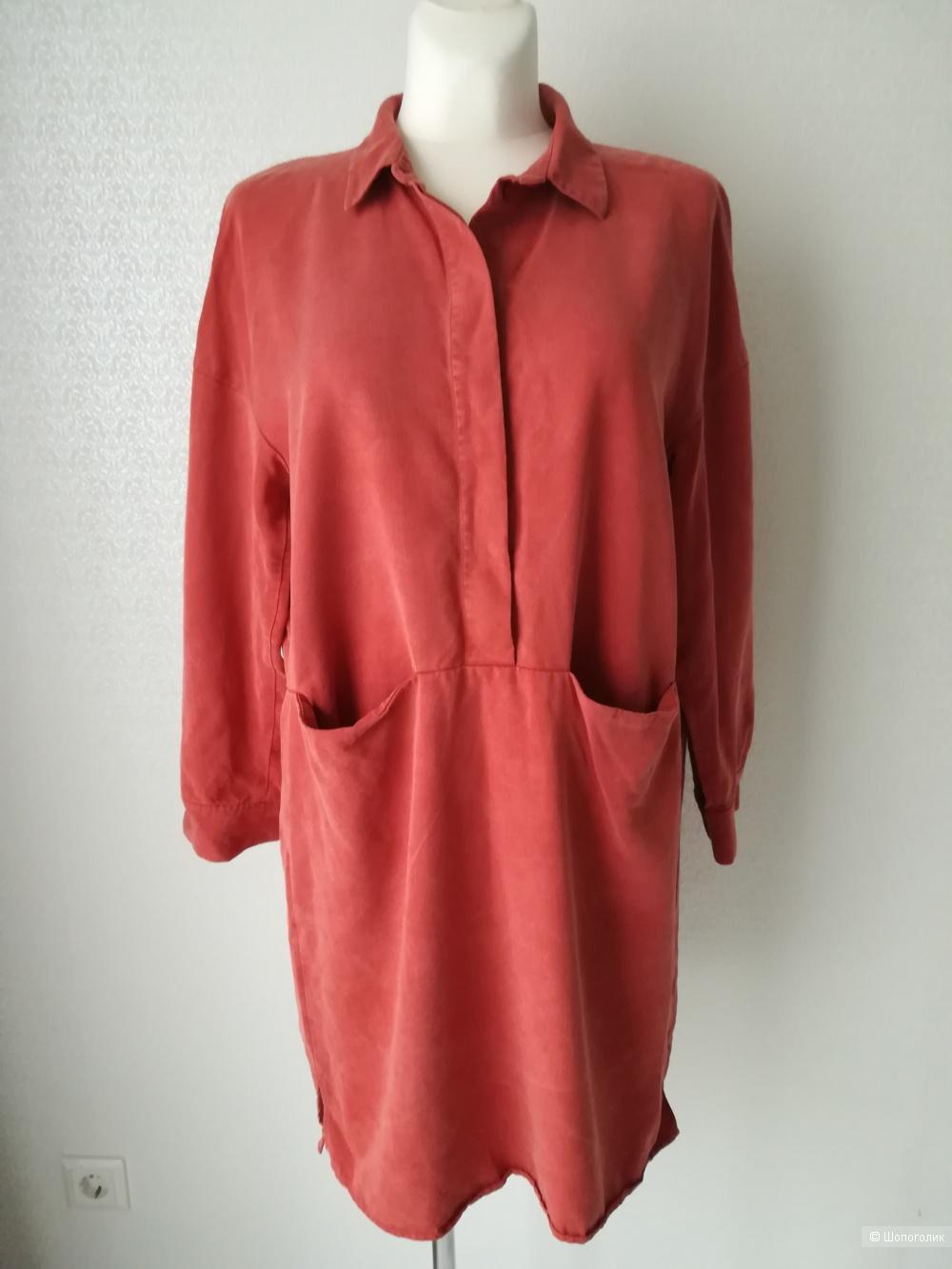 Платье рубашка Cos, размер Оверсайз