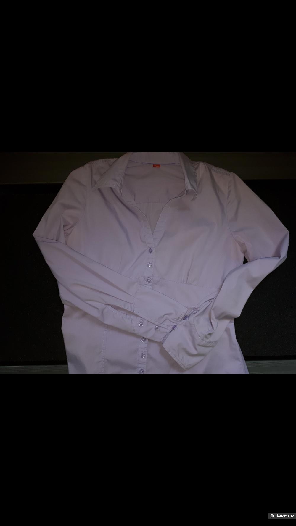 Рубашка S.Oliver 44-46 наш р-р