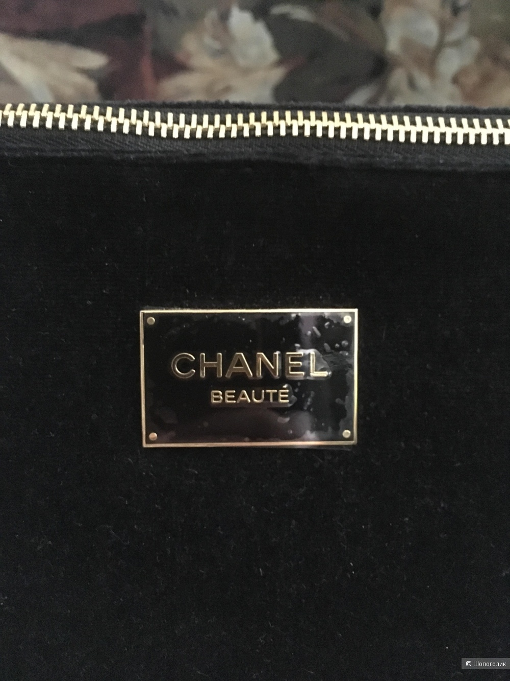 Комплект косметичек Chanel one size