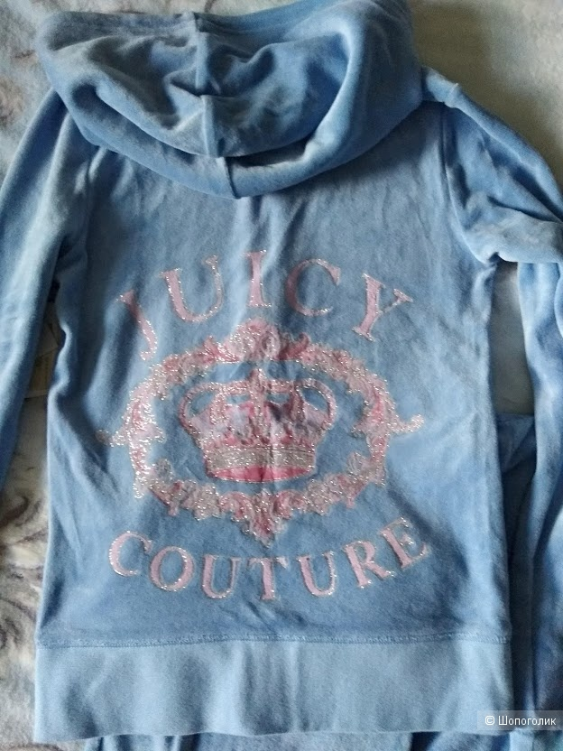 JUICY COUTURE костюм, размер XS-S