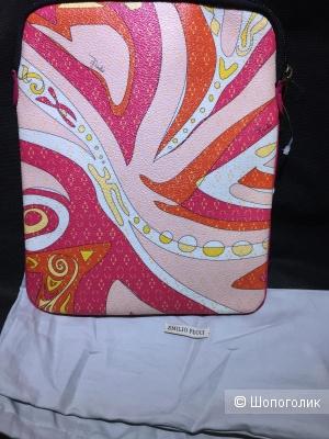EMILIO PUCCI кожаный футляр для iPod