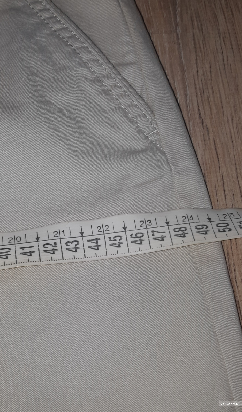 Брюки-чиносы superdry, размер 46
